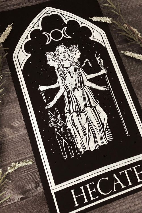 Hecate Oracle Back Patch