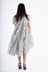 Polka Dots Summer Maxi Dress, Dresses Spring & Summer