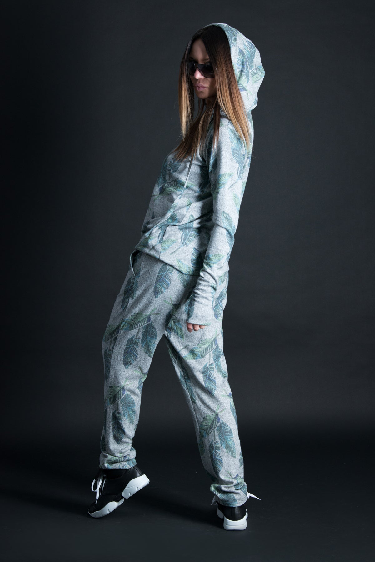 Two pieces set, Spring Summer Tracksuit - EUG FASHION