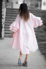 Baby Pink Summer Dress, Dresses Spring & Summer
