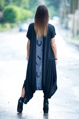 Black drop Crotch Jumpsuit, Jumpsuits & Rompers