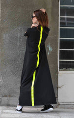 Black Maxi Dress With Back Detail, Dresses Spring & Summer