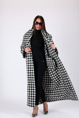 Wool Winter Coat, Winter Cardigan, Coats