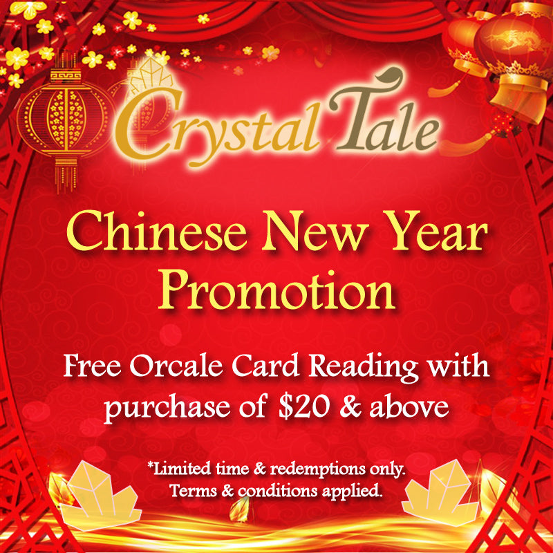 2018 Chinese New Year Promotion!