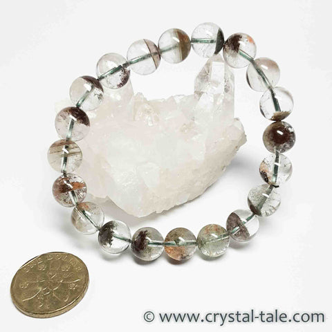 Phantom Quartz Bracelet