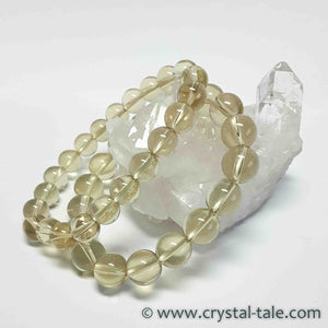 Lemon Quartz Bracelet