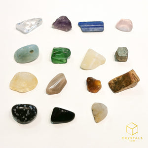 Crystals Specimen Set - 15 pcs