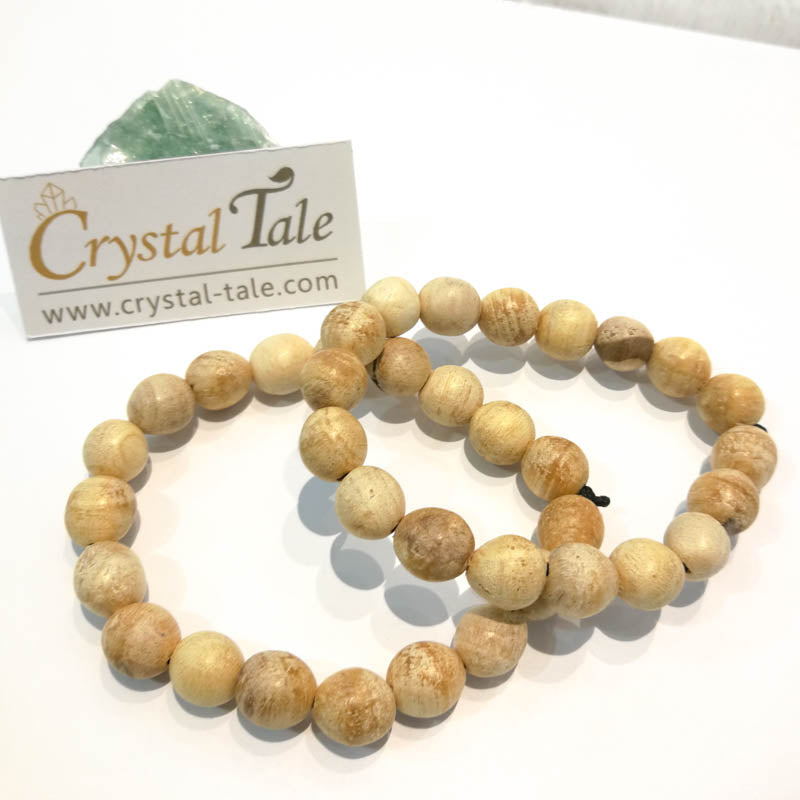 Palo Santo Wood Bracelet Set