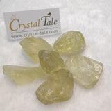 Lemon Quartz Raw