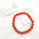 Load image into Gallery viewer, Carnelian Bracelet