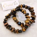 Load image into Gallery viewer, Tiger's Eye Bracelet - Free form