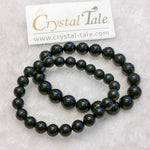 Load image into Gallery viewer, Black Obsidian Bracelet