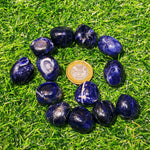 Load image into Gallery viewer, Sodalite Tumble - Premium