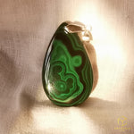 Load image into Gallery viewer, Malachite Pendant