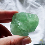 Load image into Gallery viewer, Fluorite (Blue-Green) Raw - Grab size