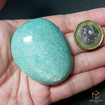 Load image into Gallery viewer, Amazonite Palm Stone
