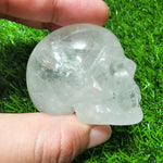 Load image into Gallery viewer, Clear Quartz Skull
