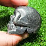 Load image into Gallery viewer, Hematite Skull