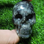 Load image into Gallery viewer, Labradorite Skull