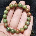 Load image into Gallery viewer, Unakite Bracelet