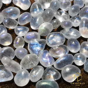 Angel Aura Quartz Round Chips