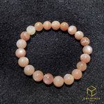 Load image into Gallery viewer, Sunstone/Moonstone Bracelet