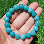 Load image into Gallery viewer, Amazonite Bracelet**