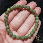 Load image into Gallery viewer, Green Apatite* Bracelet
