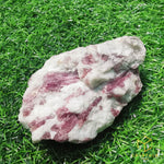 Load image into Gallery viewer, Pink Tourmaline with Quartz Raw