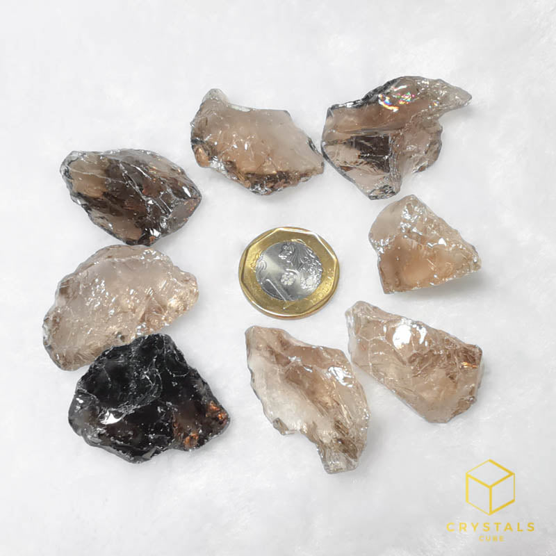 Smokey Quartz* Raw