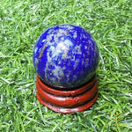 Load image into Gallery viewer, Lapis Lazuli Sphere