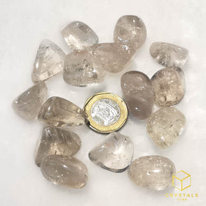 Smokey Quartz Tumble