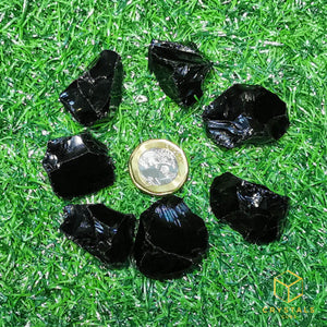 Black Obsidian Raw