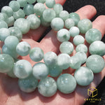 Load image into Gallery viewer, Green Angelite Bracelet