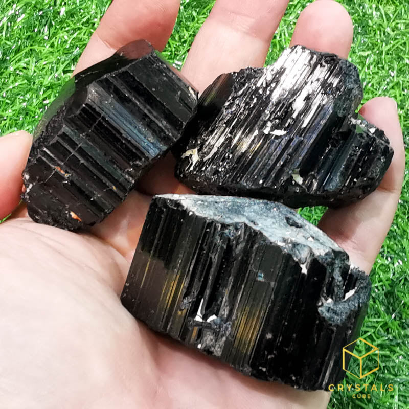 Black Tourmaline (Schorl) Raw