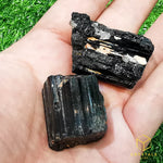 Load image into Gallery viewer, Black Tourmaline (Schorl) Raw