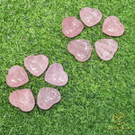 Load image into Gallery viewer, Rose Quartz Heart - Small