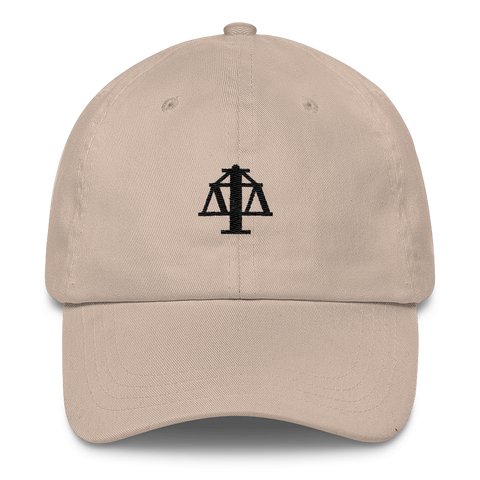 Justice Scales Dad Hat