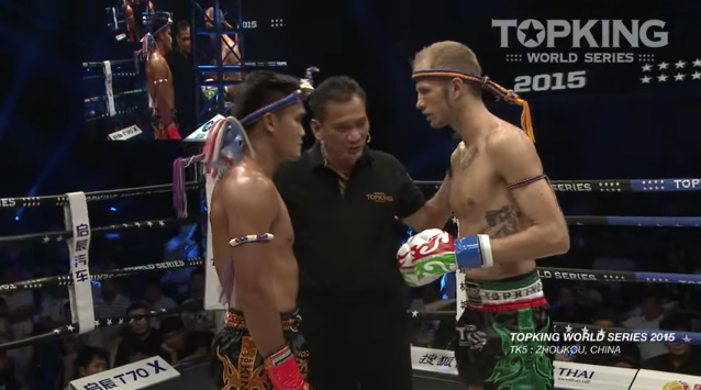 TK5 TOURNAMENT: Kem Sitsongpeenong (Thailand) vs Martin Meoni (Italy) (Full Fight HD)