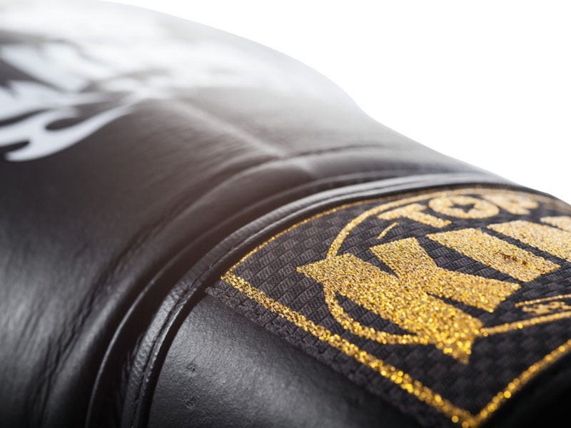 Top King Black Super Air Boxing Gloves Video Review