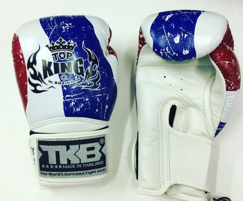 "Top King Thai ""Flag Edition"" Boxing Gloves"