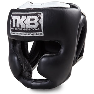 "Top King Black ""Full Coverage"" Head Guard"