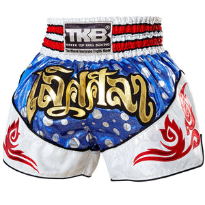 Top King Muay Thai Shorts [TKTBS-104]