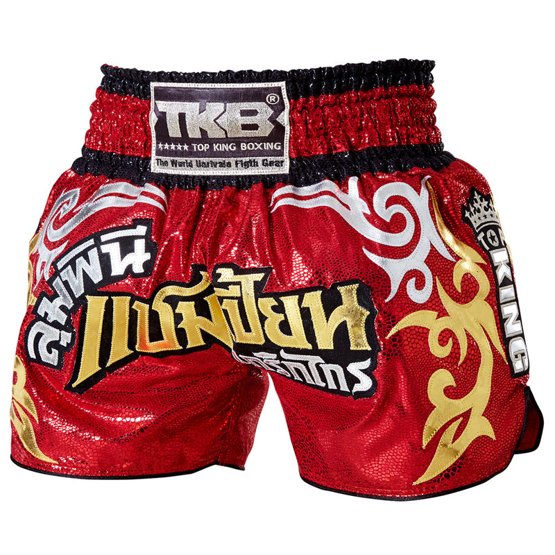 Top King Muay Thai Shorts [TKTBS-106]