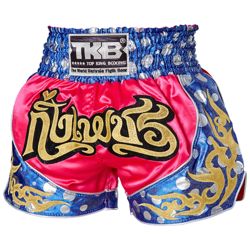 Top King Muay Thai Shorts [TKTBS-108]
