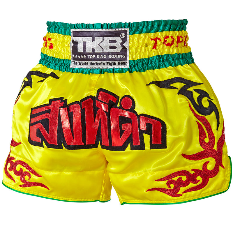 Top King Muay Thai Shorts [TKTBS-116]