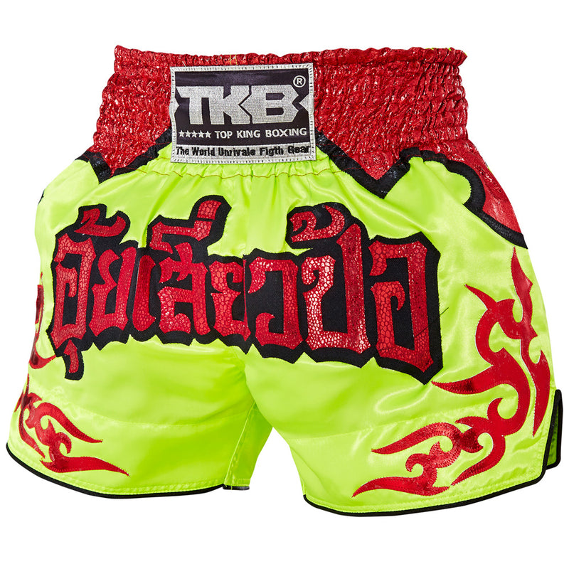 Top King Muay Thai Shorts [TKTBS-118]
