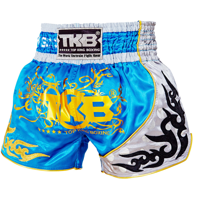 Top King Muay Thai Shorts [TKTBS-125]