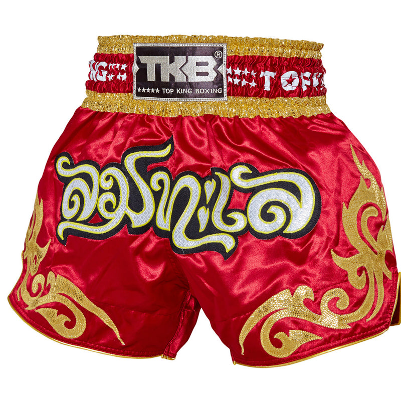 Top King Muay Thai Shorts [TKTBS-133]