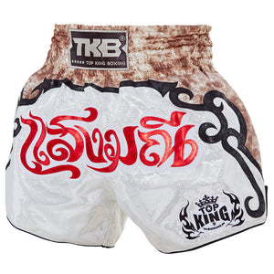 Top King Muay Thai Shorts [TKTBS-138]